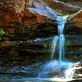 Bonanza Falls, Wi by Jeff Kurtz