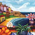 Bondi Beach by Jennifer England