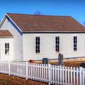 Bonds Chapel 1883 by Cricket Hackmann