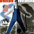 Bonds Or Bondage -- Ww2 Propaganda by War Is Hell Store