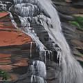 Bone Creek Falls by Glen Frear