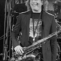 Boney James Smiling At Hub City '17 by Leon deVose