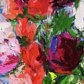 Bongart's Roses II by Paula Stern