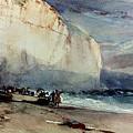 Bonington, Cliff, 1828 by Granger