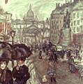 Bonnard: Place Clichy, C1895 by Granger