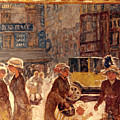 Bonnard: Place Clichy by Granger