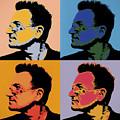 Bono Pop Panels by Dan Sproul