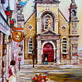 Bonsecours Church by Carole Spandau