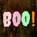 Boo #halloween #spooky #fun by Andrea Anderegg