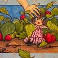 Book Illustration by Victoria Heryet