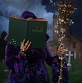 Book Of Magic Spells by Amanda Elwell