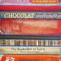 Book Stack II by Leigh Banks