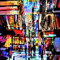 Booking A Trip by Ron Fleishman