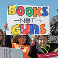 Books Not Guns by Jim West