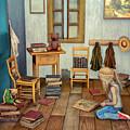 Bookworm by Jutta Maria Pusl