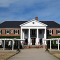 Boone Hall Plantation Charleston Sc by Susanne Van Hulst