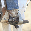 Boot And Spur by Steve McKinzie