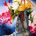 Boot Bouquet by Karen Stark