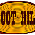 Boot Hill Log Sign by Bigalbaloo Stock