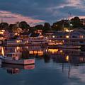 Boothbay Harbor by Darylann Leonard Photography