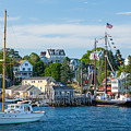 Boothbay Harbor by Susan Cole Kelly