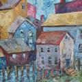 Boothby Harbor Tl Wy by Joseph Sandora Jr