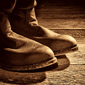 Boots by American West Legend By Olivier Le Queinec