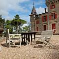 Bordeaux Chateau by Kevin Bain