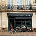 Bordeaux Storefront by Kevin Bain