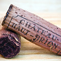 Bordeaux Wine Corks by Frank Tschakert