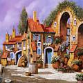 Borgo A Colori by Guido Borelli
