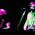 Grateful Dead - Born Cross Eyed by Susan Carella