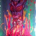 Born Of Fire by Sam Hane
