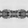 Winter Brick Saint Albans by Jacques Polanco