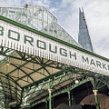 Borough Market London by Georgia Fowler