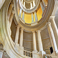 Borromini Staircase by Weston Westmoreland