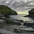 Boscastle Headland by Christopher Rees