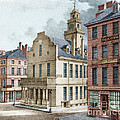 Boston, 19th Century by Science Source