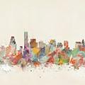 Boston City by Bri Buckley
