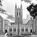 Boston College Gasson Hall by University Icons