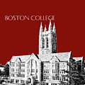 Boston College - Maroon by DB Artist