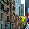 Boston Custom House by Corinne Rhode