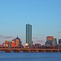 Boston Golden Hour by Juergen Roth