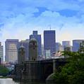 Boston  by Julie Lueders