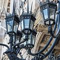 Boston Lamps by Val Black Russian Tourchin