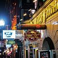 Boston Ma North End Cigar Shop by Toby McGuire
