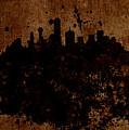 Boston Massachusetts Skyline  by Brian Reaves