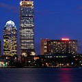 Boston Prudential Center by Juergen Roth