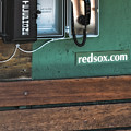 Boston Red Sox Dugout Telephone by Susan Candelario