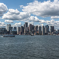 Boston Skyline by Brian MacLean